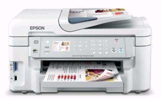 Epson WorkForce WF-3521 Printer Free Download Driver