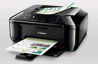 Canon Pixma MX527 Printer Free Download Driver