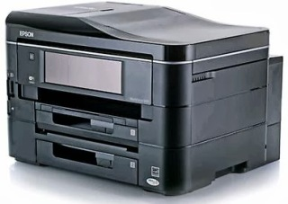Epson WorkForce 845 Printer Free Download Driver