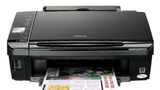 Epson Stylus SX425W Printer Free Download Driver
