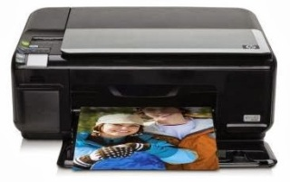 HP Support Photosmart C4599 Free Download Driver