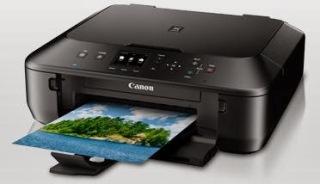Canon Pixma MG5570 Printer Free Download Driver