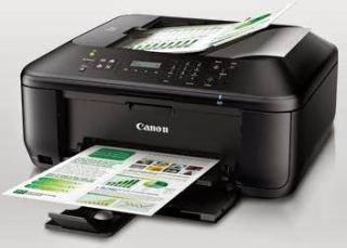 Canon Pixma MX457 Printer Free Download Driver