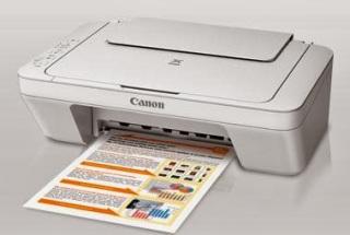 Canon Pixma MG2570 Printer Free Download Driver