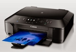 Canon Pixma MG6470 Printer Free Download Driver