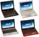 Asus Eee PC 1225B Drivers Windows 7 and Spec