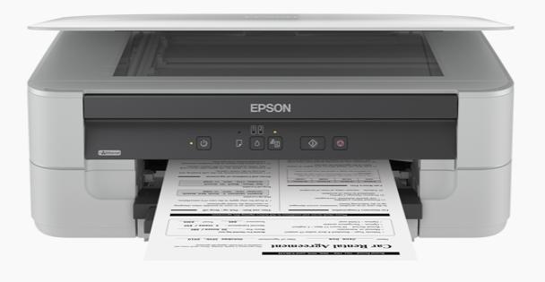 Epson B-500DN Connect Printer Setup for Mac